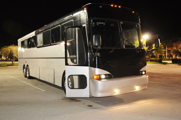40 passenger party bus Seattle