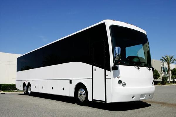 50 passenger charter bus rental Seattle