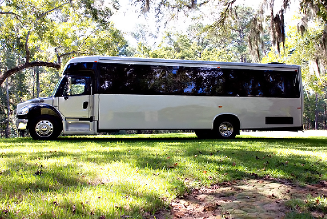40 Person Shuttle Bus